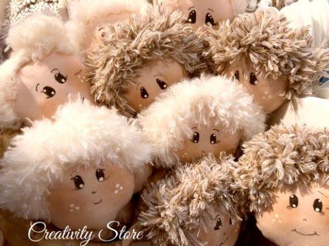 Visi per bambole