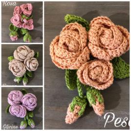 Bouquet di Rose a Grappolo
