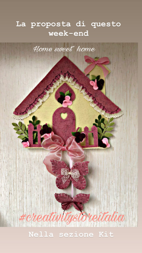 Home sweet home - Casetta Romantica