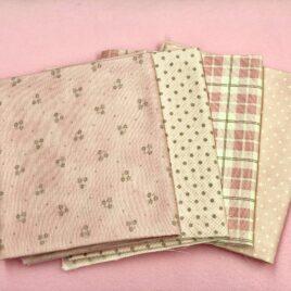 Set abbinamento rosa