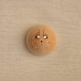 Semisfera di Legno piccola Decorata