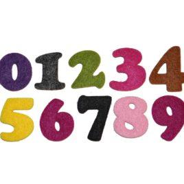 Numeri  Serie Completa