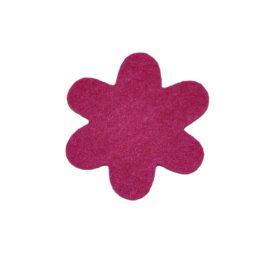 Fiore a 6 petali in Feltro
