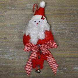 Addobbo Babbo Natale 1
