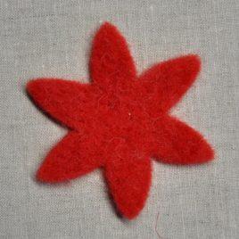 Fiore stella Pannolana grande