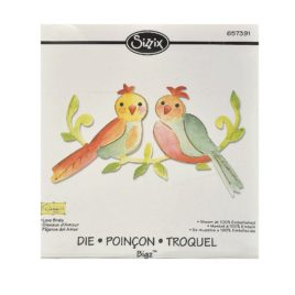 Fustella Love Birds